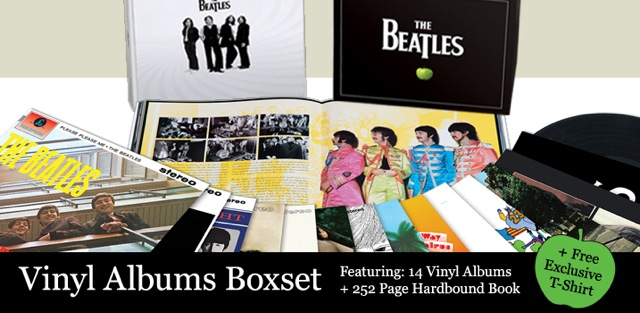 Vinyl Albums Box Set