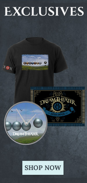 Dream Theater Exclusives