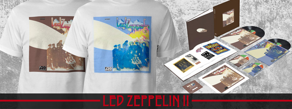Led Zeppelin Official Store