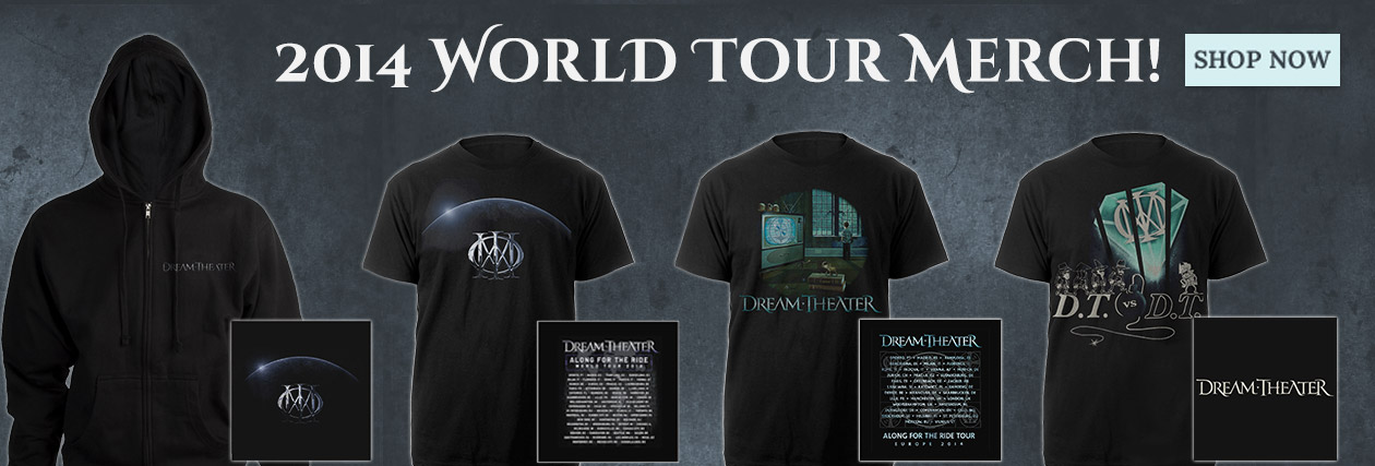 Dream Theater New!