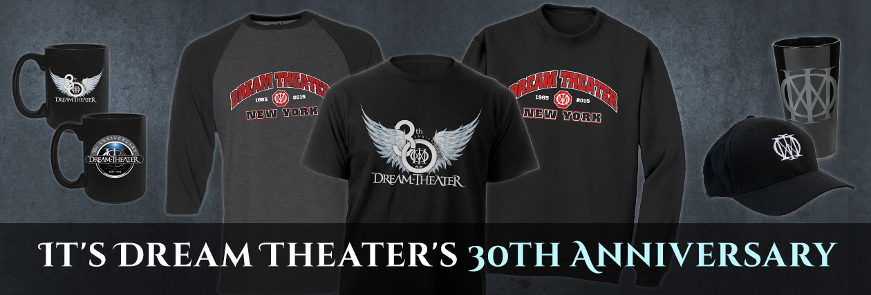 Dream Theater New!