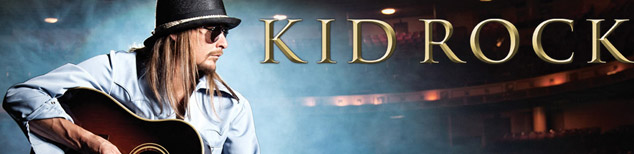 Kid Rock Tour Dates 2011 Announced