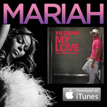 MY LOVE featuring Mariah Carey