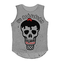 Heather Scream Tank