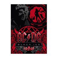 AC/DC Official 2010 Tour Programme