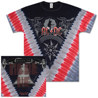 AC/DC Black Ice Tour T-Shirt