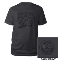 AC/DC Angus Charicature B.I. Tour T-Shirt