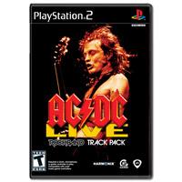 AC/DC Live RockBand Track Pack - PS2