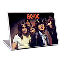 "AC/DC Highway To Hell 13"" Lap Top Skin"