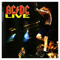 AC/DC Live CD