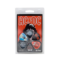 AC/DC Guitar Pick Pack