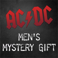 AC/DC Men's Mystery Gift