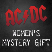 AC/DC Women's Mystery Gift