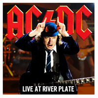 Live at River Plate 3 LP Color Disc Album