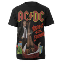 AC/DC Mistress for Christmas Tee