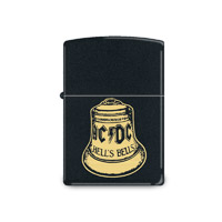 AC/DC Hells Bells Zippo