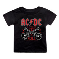 I Wanna Rock N Roll Kids Tee