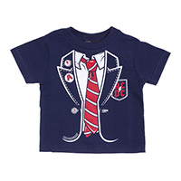 Angus Suit Toddler Tee