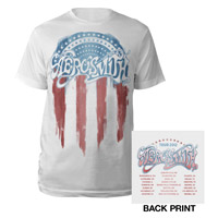 Aerosmith 2012 Tour Tee