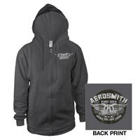 Aerosmith Zip-Up Hoodie