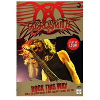 "Aerosmith ""Rock This Way"""