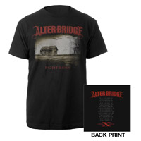 Alter Bridge 2014 Tour Tee