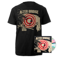 The Last Hero CD + Tee Bundle