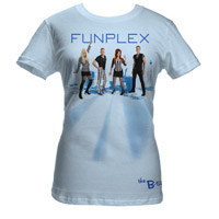 Blue Funplex Baby Doll