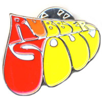 Rubber Soul Pin