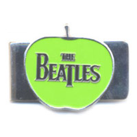 The Beatles Apple Logo Money Clip