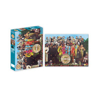 Sgt. Pepper's Album Cover Puzzle