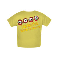 Yellow Submarine Porthole Toddler Tee