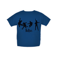 The Beatles Help Jump Toddler Tee