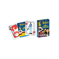 Yellow Submarine Playing Cards