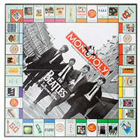 The Beatles Monopoly Game