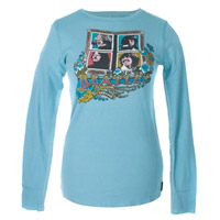 The Beatles Classic Beatles Forever Long Sleeve Crew by Trunk Ltd.