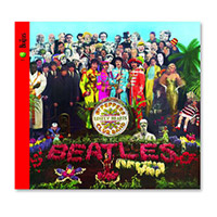 Sgt Pepper's Lonely Hearts Club Band: Remastered