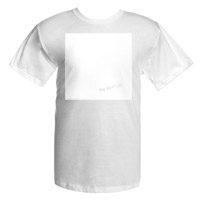  White Album Cover Tee