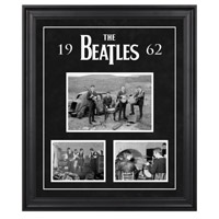 "The Beatles ""1962"" Framed Presentation"