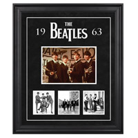 The Beatles &quot;1963&quot; Framed Presentation