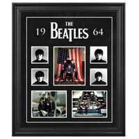 The Beatles &quot;1964&quot; Framed Presentation