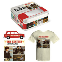 'A Hard Day's Night' Limited Edition Taxi Tin