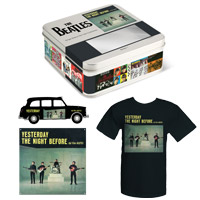 'Yesterday' Limited Edition Taxi Tin