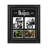 The Beatles &quot;1966&quot; Framed Presentation