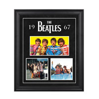 The Beatles &quot;1967&quot; Framed Presentation
