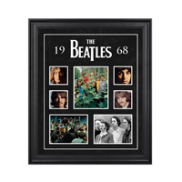 The Beatles &quot;1968&quot; Framed Presentation