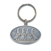 Abbey Road Crossing Keychain