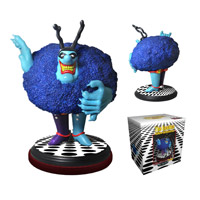 The Beatles Yellow Submarine 'Blue Meanie' Rock Iconz Statue*