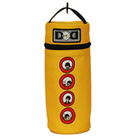 Yellow Sub Portholes Bottle Holder