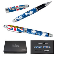 The Beatles Limited Edition 'Invasion' Interchangeable Pen